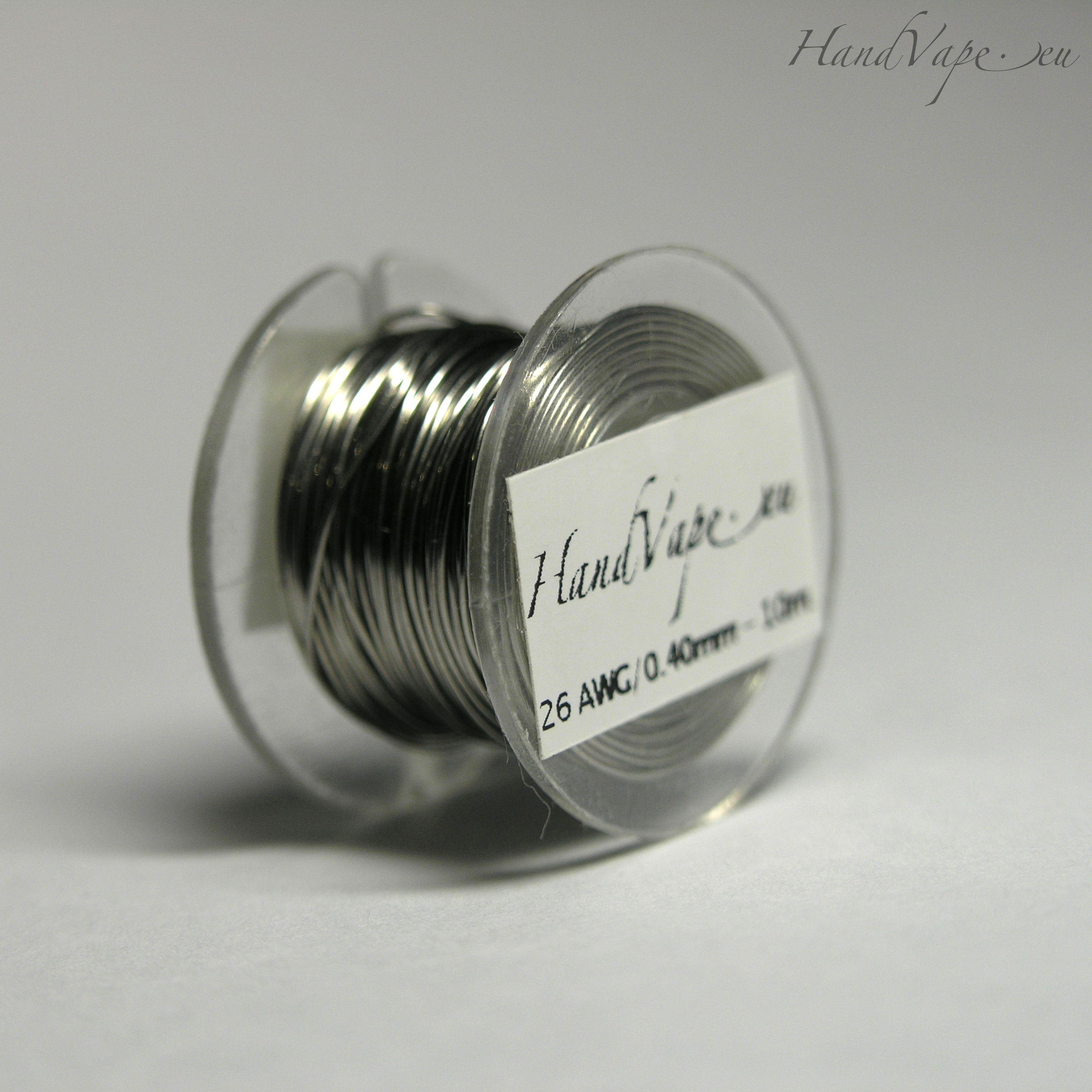 Kanthal A1 Wire | HandVape.eu :: Made by hand in Estonia